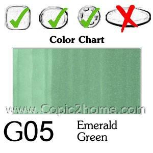 G05 - Emerald Green