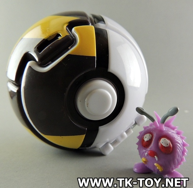 Pokemon Throw 'n' Pop Pokeball Set Ultra ball