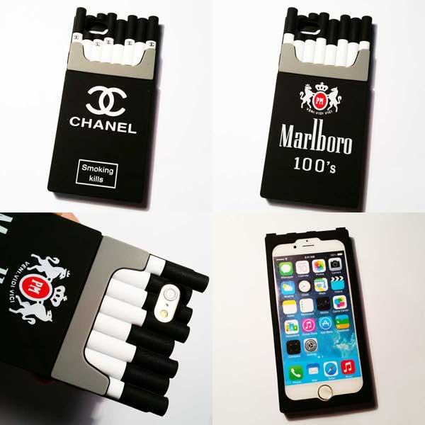 เคสไอโฟน 6 ซองบุหรี่