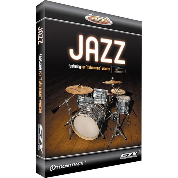Toontrack EZdrummer EZX Jazz
