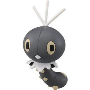 Takara Tomy Pokemon MC-016 Scatterbug X Y Pocket Monster