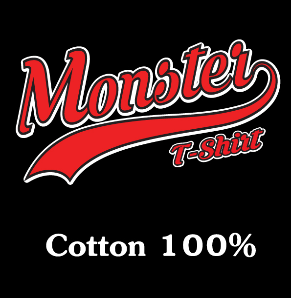 Monster T-Shirt เสื้อยืดแฟชั้นสำหรับคุณ