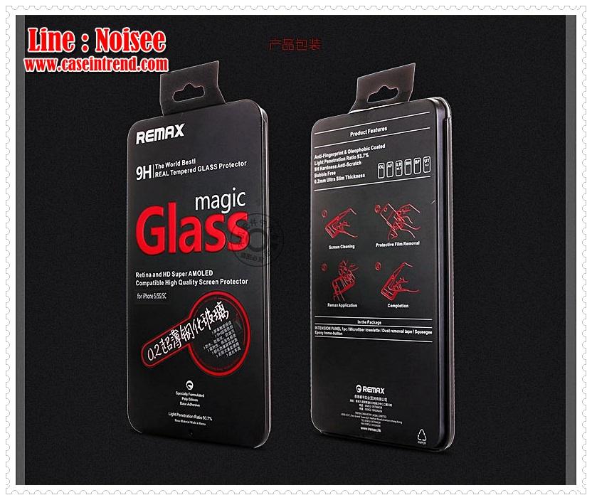 กระจกนิรภัย iPhone 6 Ramax 0.2 mm ของแท้