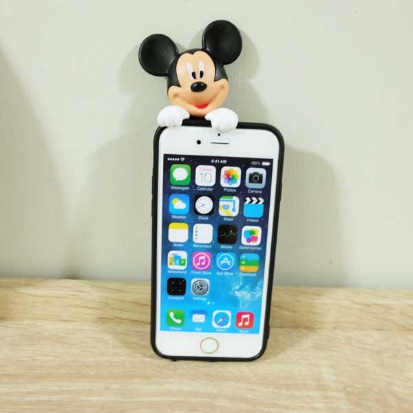 เคสไอโฟน 5/5s/SE มิกกี้เกาะ