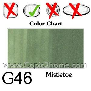 G46 - Mistletoe