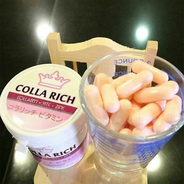 collarich collagen คอลล่าริช คอลลาเจน