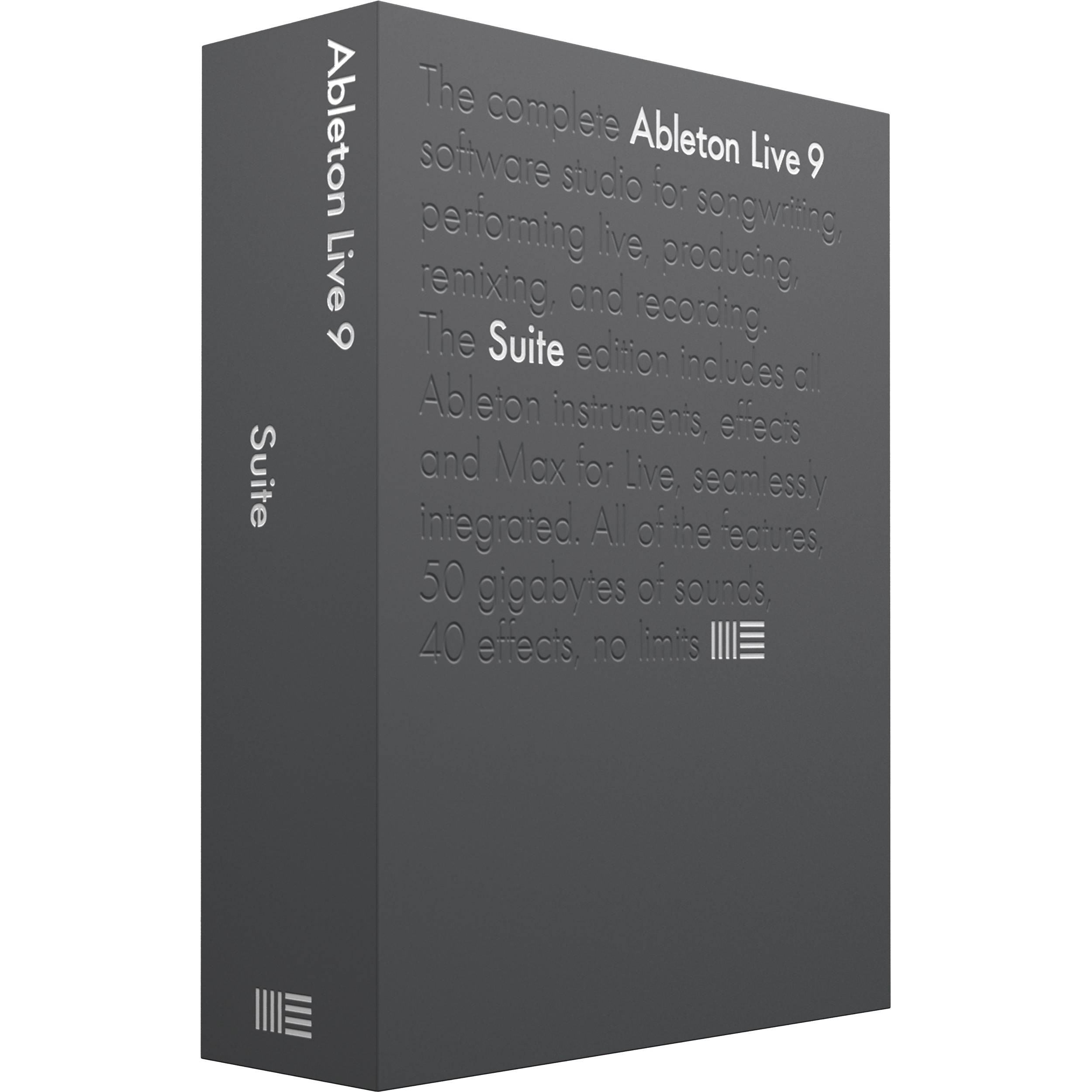 Ableton Live 10 Suite 10.0.2 For MAC