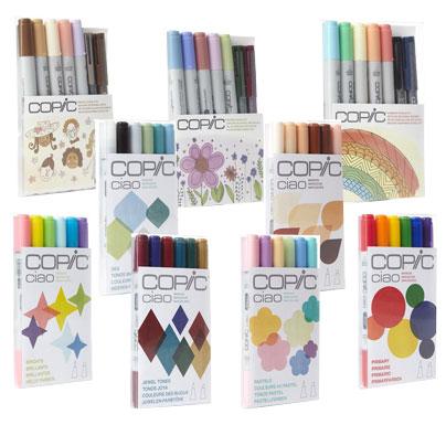 Ciao - 6 color set