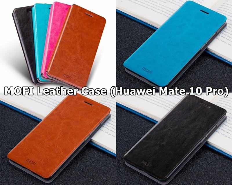 Mofi Leather Case (Huawei Mate 10 Pro)