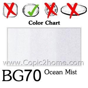 BG70 - Ocean Mist