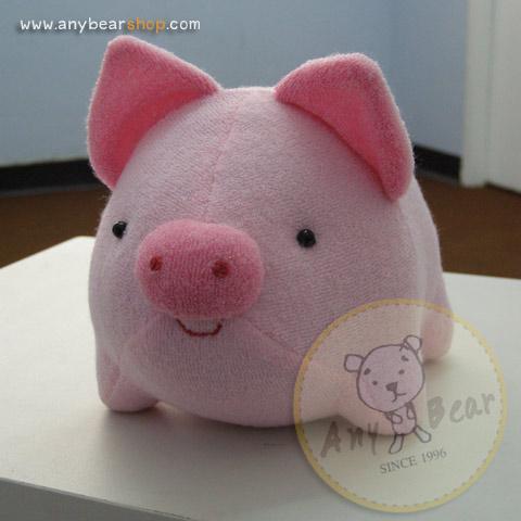 ตุ๊กตาหมู ขนาด 17 x 37 cm. - Pigchovy