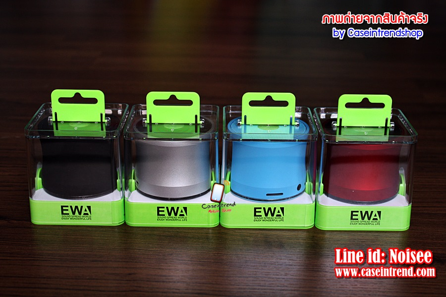 ลำโพง Bluetooth EWA - A109 ของแท้