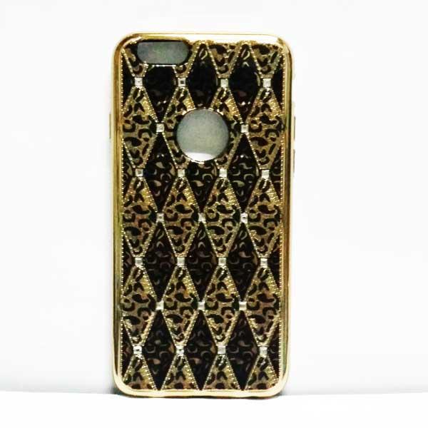 เคสไอโฟน 6/6s เคสคริสตัลสีทอง