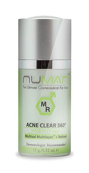 NUMAN Acne Clear 360