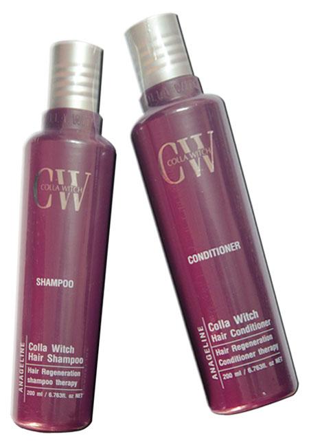 แชมพู cw colla witch shampoo