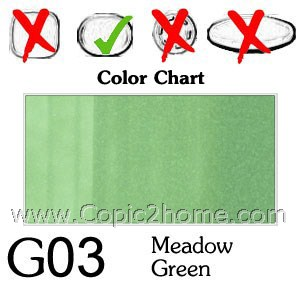 G03 - Meadow Green