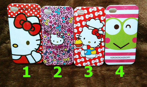 Sario 2 soft เคสไอโฟน 4 4s