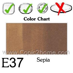 E37 - Sepia
