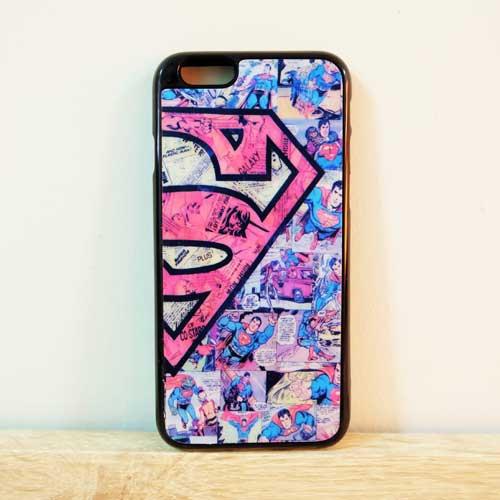 เคสไอโฟน 6 Super man