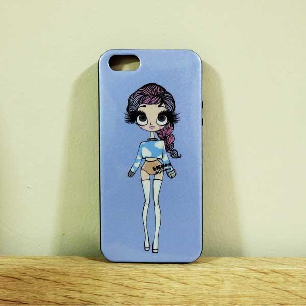 case iphone 5/5s/SE เคสผู้หญิง
