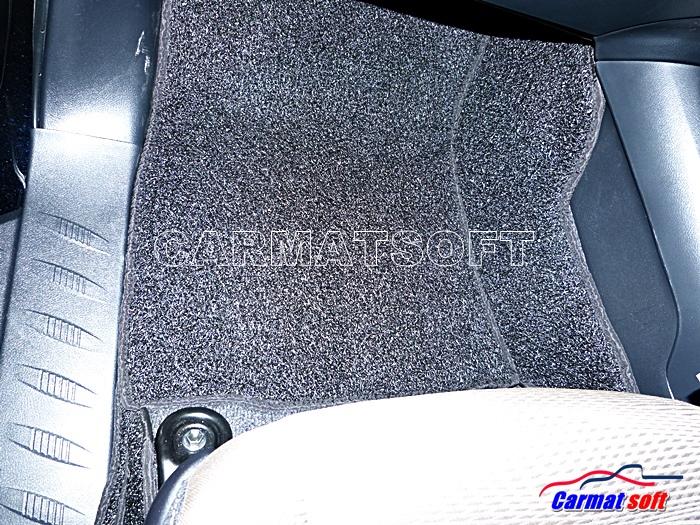 ยางปูพื้นรถยนต์REVO CAB