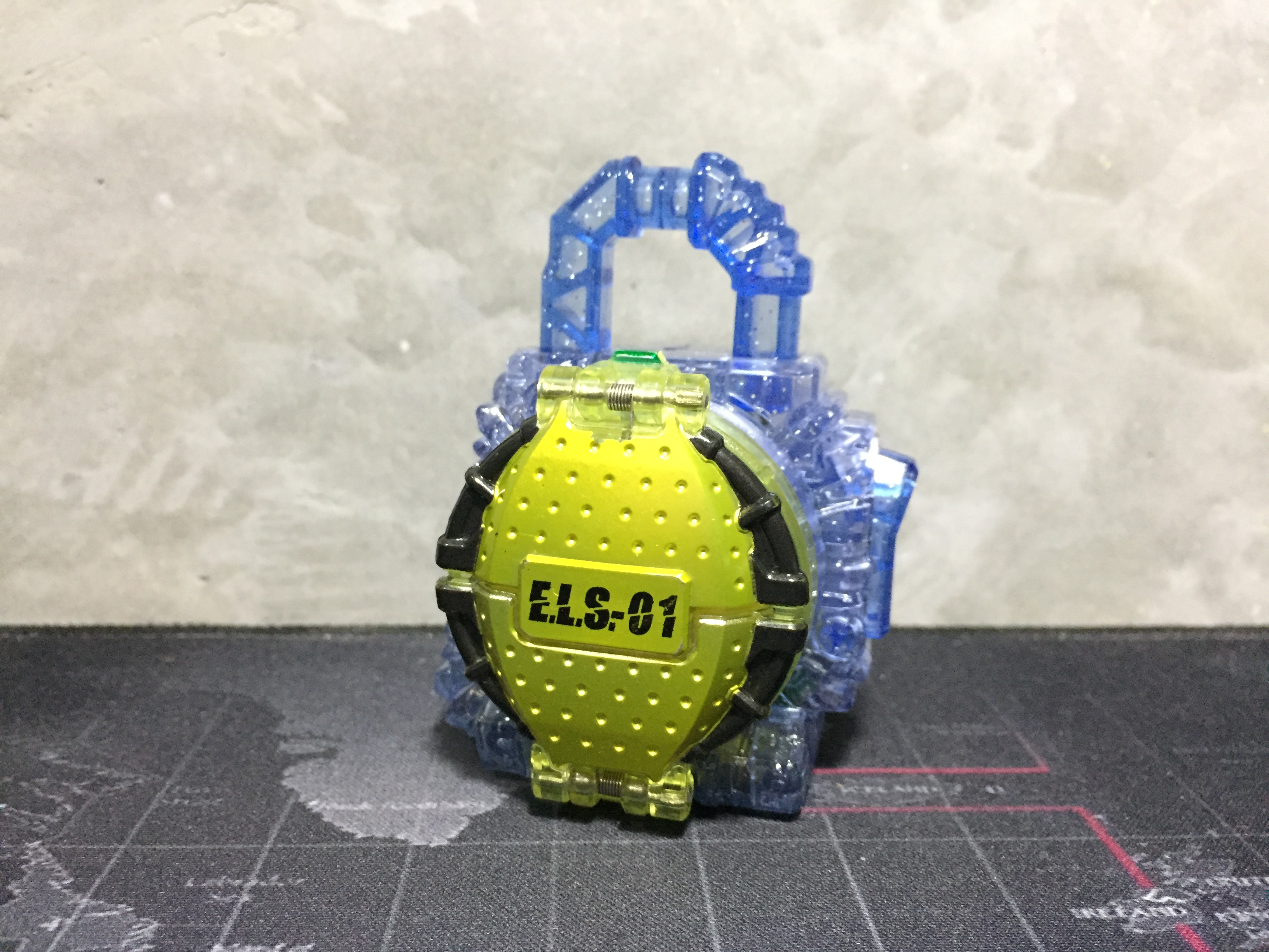 Kamen Rider Gaim DX ELS.-01 Lemon Energy Lock Seed (มะนาว)