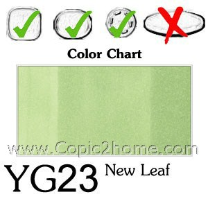 YG23 - New Leaf
