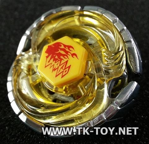 Takara Tomy Metal Fight Beyblade BB-60 Earth Virgo GB145BS