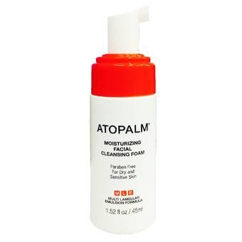 Atopalm Moistirizing Facial Cleansing Foam 45 ml