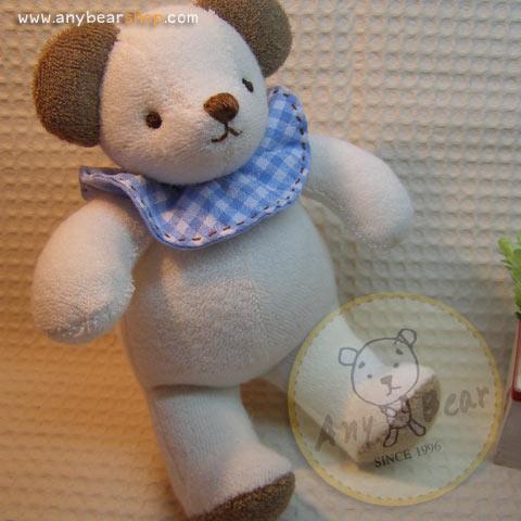 ตุ๊กตาหมีผ้าขนหนูขนาด 18 cm. - Niza Baby Boy