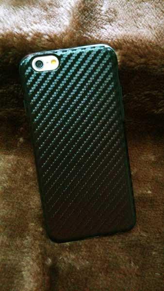 เคสยางลายเคปล่า iPHONE 6