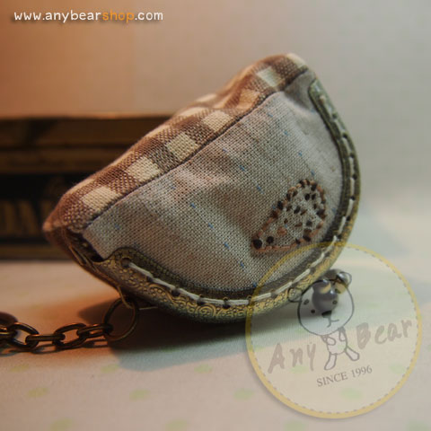 กระเป๋าใส่เหรียญ PikPak Purse - เม่น