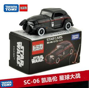 Tomica Star Wars SC-06 (รถเหล็กโทมิกา)