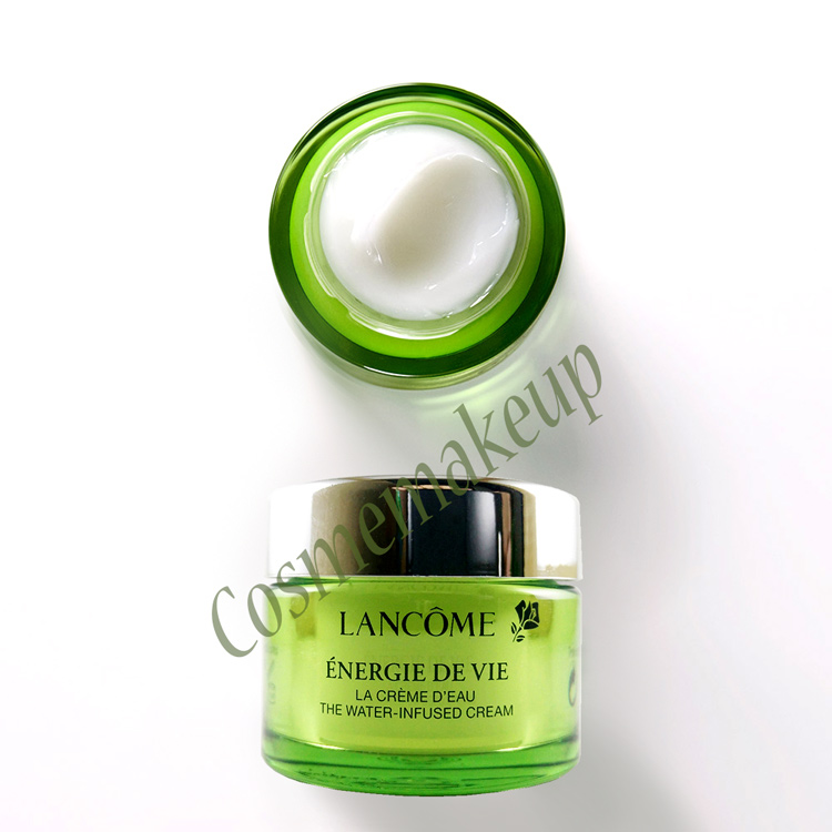 Lancome Energie De Vie The Smoothing & Plumping Water-Infused Cream 15ml มีกล่อง