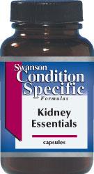 Swanson Vitamins - Kidney Essentials 60 Capsules