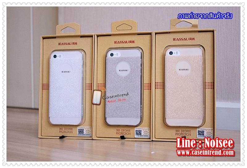 เคส iPhone5/5s - IEASSAU ประกายเพชร