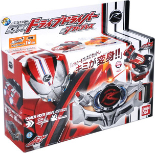 Kamen Rider drive belt DX drive driver & shift bless [เข็มขัดมาสค์ไรเดอร์ไดร์ฟ] BANDAI [PREORDER]