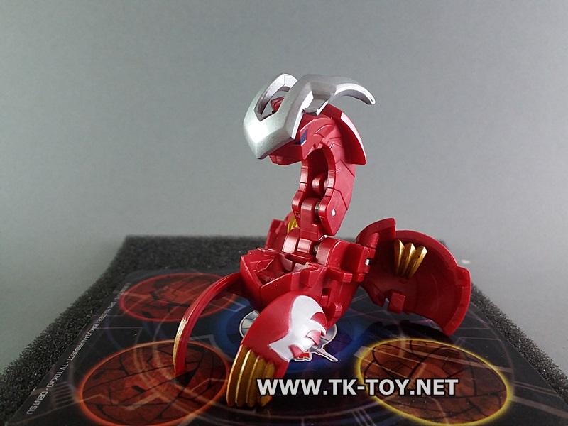 Bakugan Mechtanium Surge Titanium Dragonoid Toy