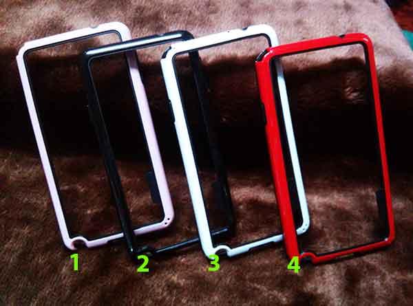 case Samsung Note3 บัมเปอร์ยาง