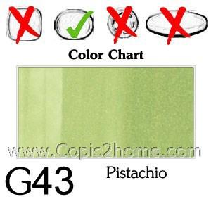 G43 - Pistachio