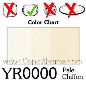 YR0000 - Pale Chiffon