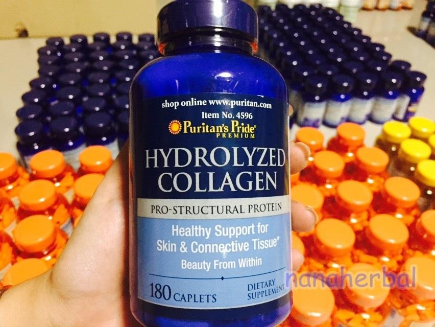 Hydrolyzed Collagen ไฮโดรไลซ์ คอลลาเจน
