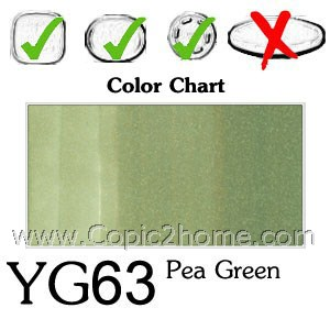 YG63 - Pea Green