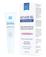 COS COSEUTICS Anti - Acne Gel RAPID CLEAR GEL ขนาด 5 ml. เจลแต้มรักษาสิวอุดตัน สิวอักเสบ รอยดำจากสิว ควบคุมความมัน สำเนา