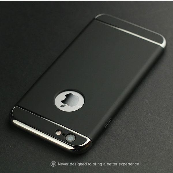 เคสไอโฟน 6+/6S+ สีดำ