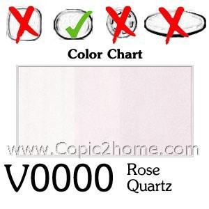 V0000 - Rose Quartz