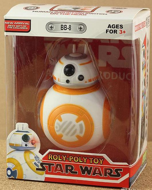 BB-8 Droid Robot [Star War]