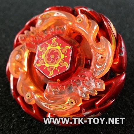 เบย์เบลดของแท้ TAKARA TOMY Sol Blaze V145AS [SUNGOD]