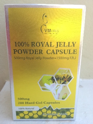 VMores Royal Jelly
