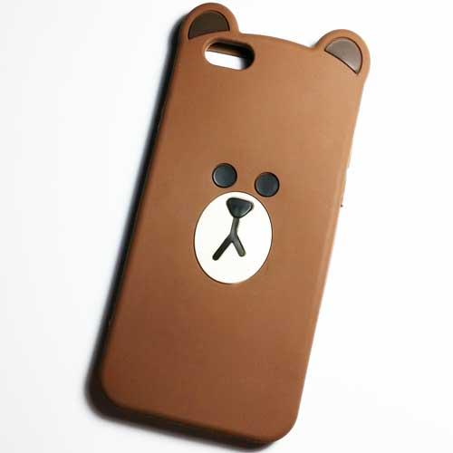 เคสไอโฟน 6/6s หมีบราว